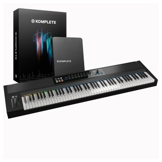 Native Instruments Komplete Kontrol S88 with Komplete 11 - Bundle