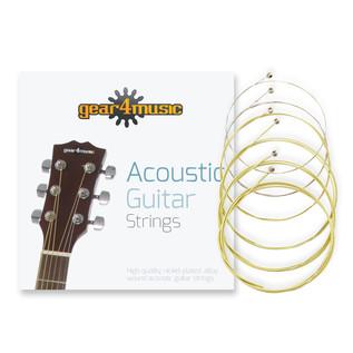 Single Cutaway Acoustic