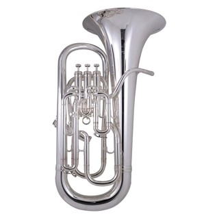 Besson Sovereign BE967 Bb Euphonium, Silver Plated