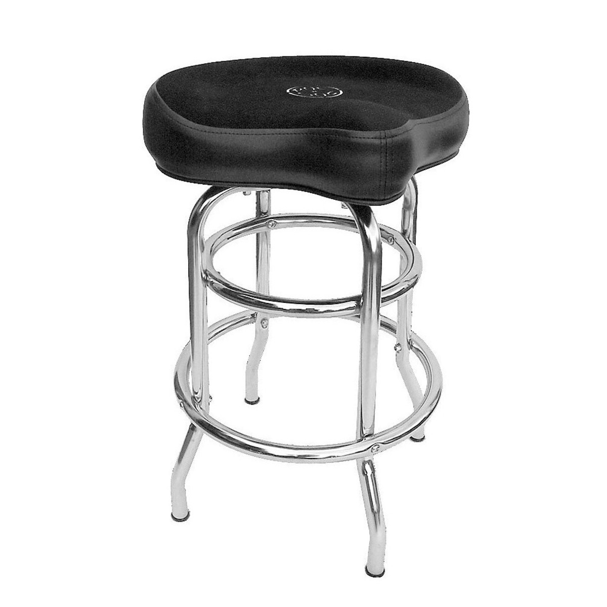 Roc N Soc Tower Stool Short 26 Quot Black Gear4music