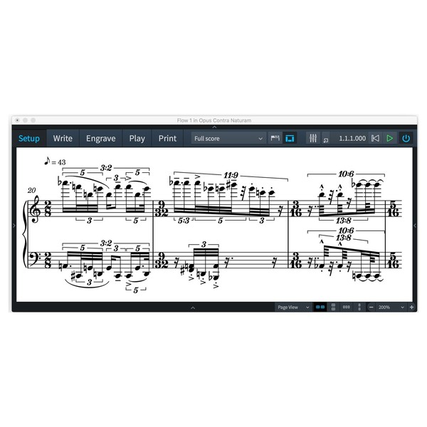 Steinberg Dorico Scoring Software - Screenshot 3