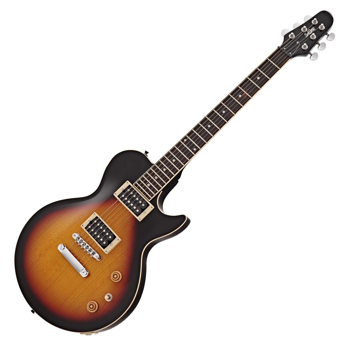 guitare lectrique subzero new jersey iii vintage sunburst. Black Bedroom Furniture Sets. Home Design Ideas
