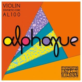 Thomastik Alphayue 1/8 Violin String Set