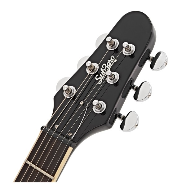 subzero new jersey iii electric guitar black at gear4music. Black Bedroom Furniture Sets. Home Design Ideas