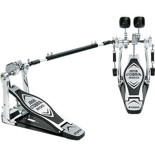 Tama HP200PTW Iron Cobra Double Drum Pedal