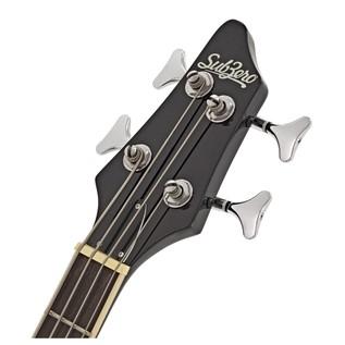 SubZero Detroit Semi Acoustic Bass, Sunburst