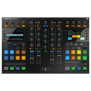 Native Instruments Traktor Kontrol S5 - Top