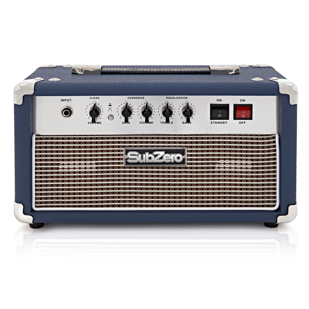 subzero tube h5 guitar amp head b stock at gear4music. Black Bedroom Furniture Sets. Home Design Ideas