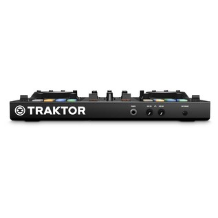 Native Instruments Traktor Kontrol S2 MK2 with Denon DN-306 Monitors - Kontrol Front