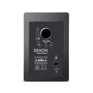 Native Instruments Traktor Kontrol S8 with Denon DN-308 Monitors - Monitor Rear