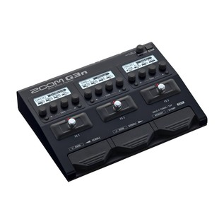 Zoom G3n Multi Effects Processors