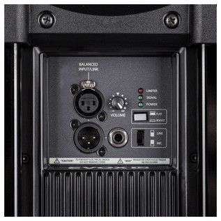 RCF Audio EVOX 12 Active Two Way Array