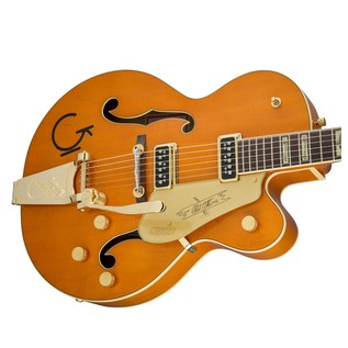 Gretsch G6120T-55GE Chet Atkins with Bigsby, Orange Stain Lacquer