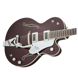 Gretsch G6119T-62GE Tennessee Rose with Bigsby, Dark Cherry Stain