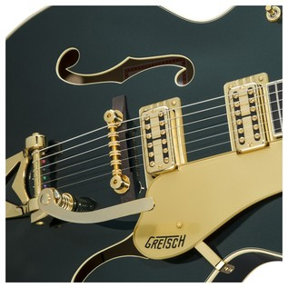 Gretsch G6196T-59GE Country Club with Bigsby, Cadillac Green Metallic