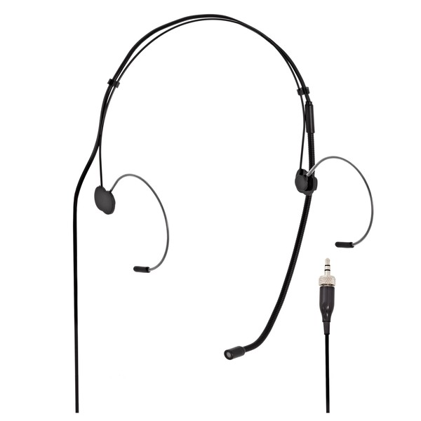 SubZero Black Headset Microphone - Sennheiser