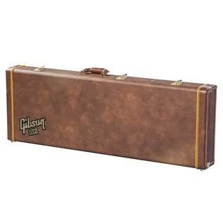 Gibson Firebird Hardshell Case, Historic Brown