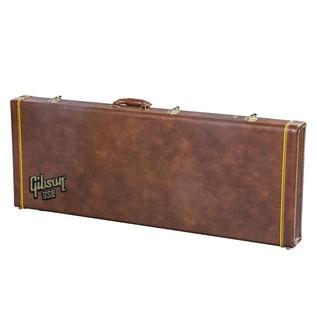 Gibson Explorer Hardshell Case, Historic Brown