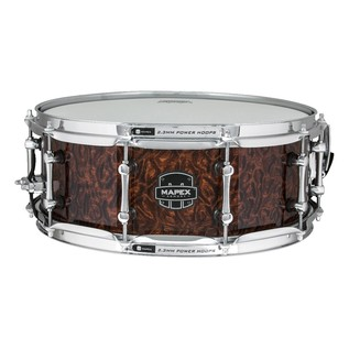 Mapex The Dillinger 14 x 5.5in Maple Burl/Maple Snare Drum