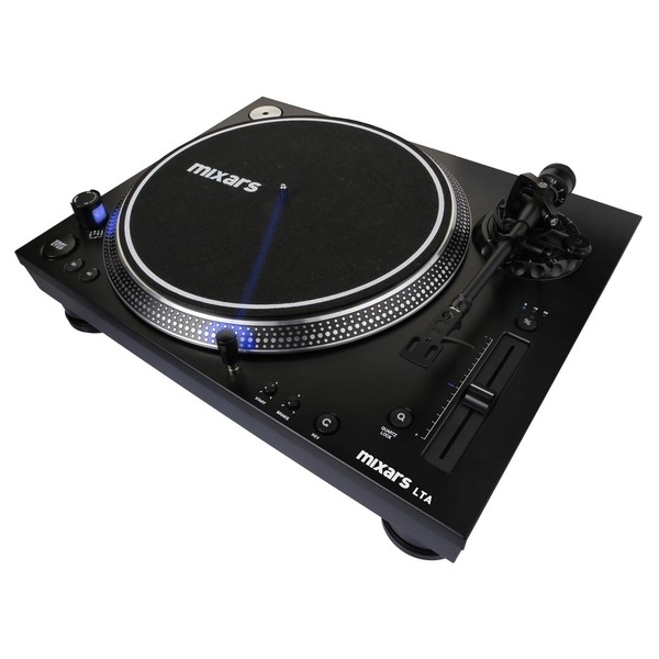 Mixars Turntable LTA, Straight Arm - Angled