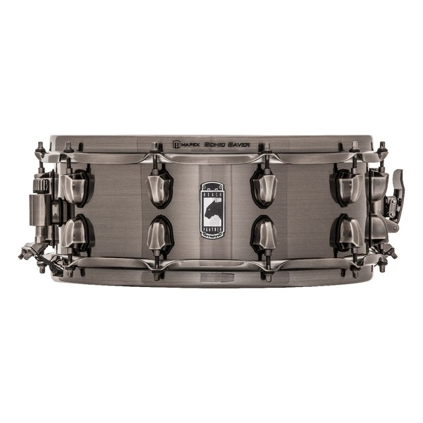 Mapex Black Panther 'The Blade' 14 x 5.5 Steel Snare Drum