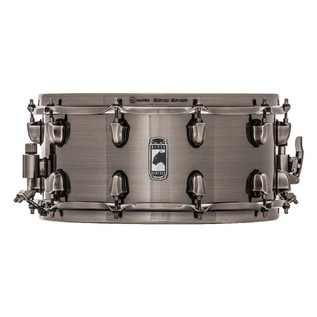 Mapex Black Panther The Machete 14 x 6.5 Steel Snare Drum