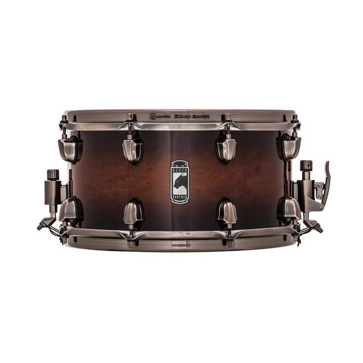 mapex black panther the blaster 13 x 7 maple snare drum at gear4music. Black Bedroom Furniture Sets. Home Design Ideas