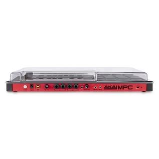 Decksaver Akai MPC Touch Cover - Rear