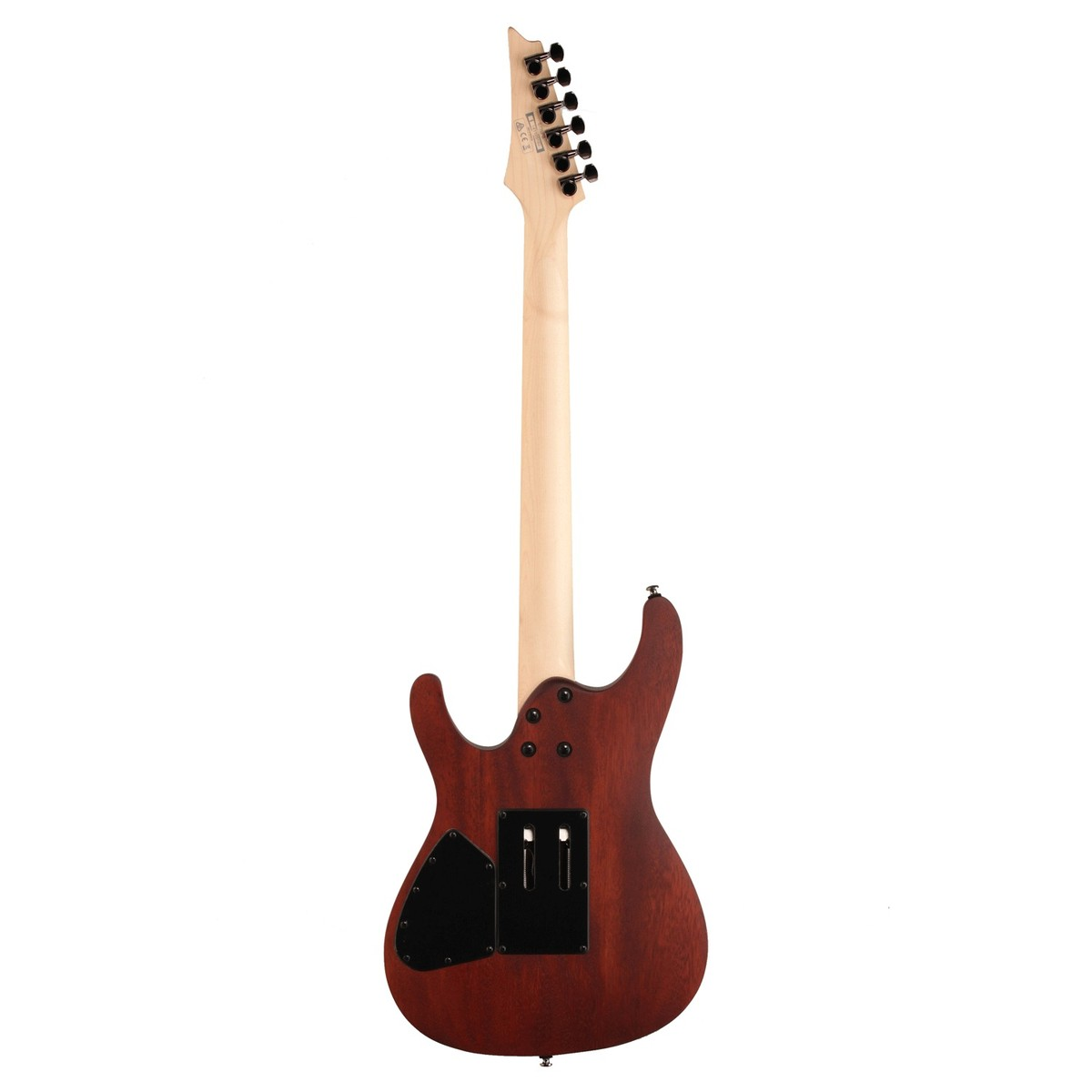 Ibanez S770PB Electric Guitar, Charcoal Brown Flat - Box Opened at ...