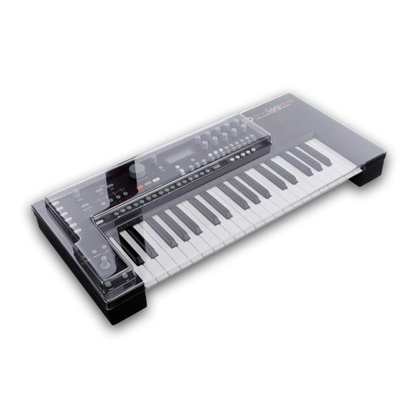Decksaver Elektron Analog Keys Cover - Angled