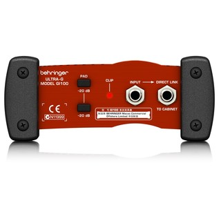 Behringer GI100 Ultra-G Active DI Box