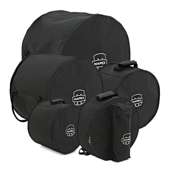 Mapex DBd22 Rock Size Drum Bags