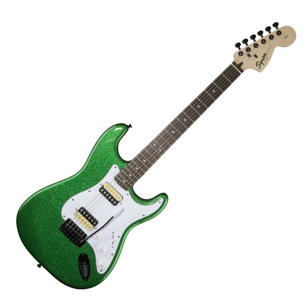 squier by fender fsr affinity stratocaster hh candy green sparkle b stock at gear4music. Black Bedroom Furniture Sets. Home Design Ideas