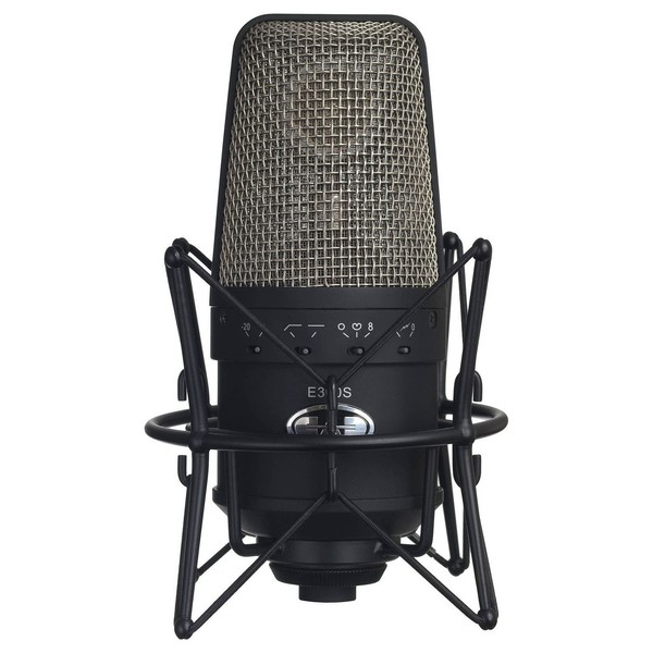 CAD E300S Large Diaphragm Multi-Pattern Condenser - With Shockmount