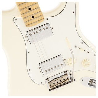 Fender American Standard Stratocaster HH, MN, Olympic White