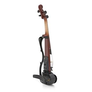 Yamaha SV130 Silent Violin Kit, Brown