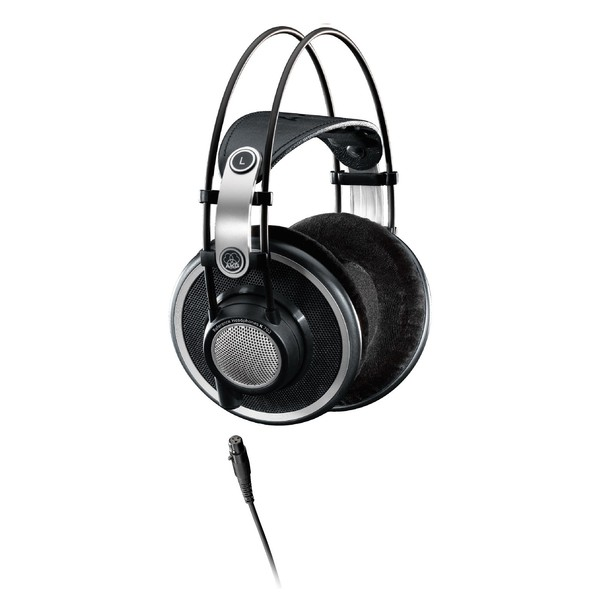 AKG K702 Open Back Headphones