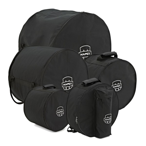 Mapex DB20 Fusion Size Drum Bags