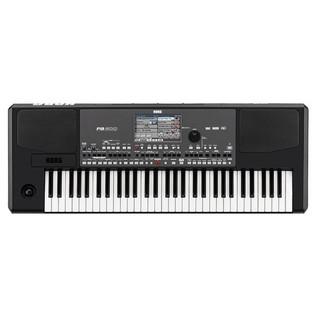 Korg PA600 Arranger Keyboard - top