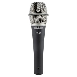 CAD D90 Supercardioid Dynamic Microphone - Front