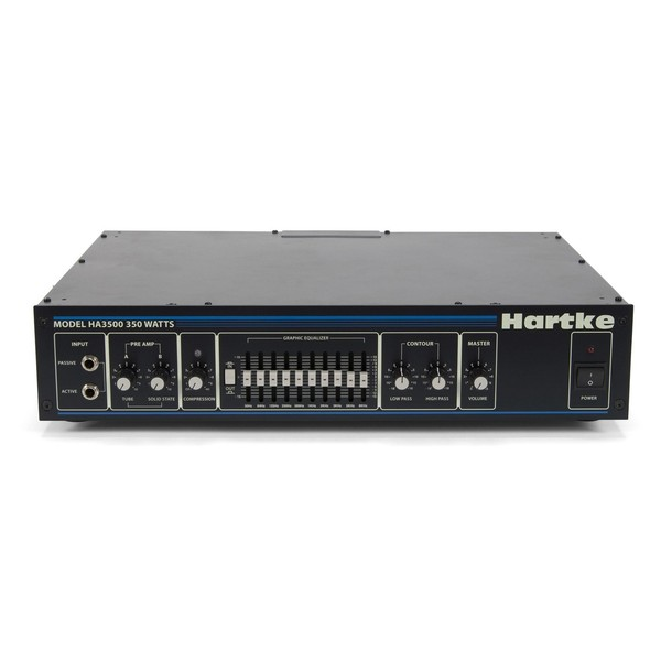 Hartke HA3500 350 Watt  Amp Head