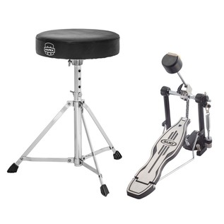 Mapex T250A And P330 Throne/Pedal Pack