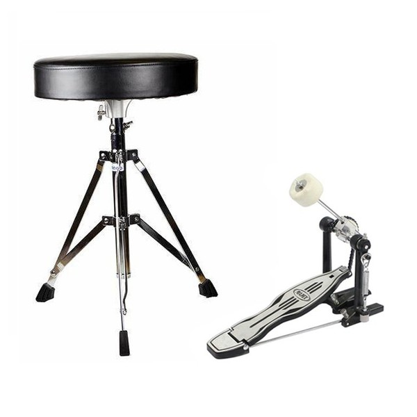 Mapex T200-TND and P200-TND Throne/Pedal Pack