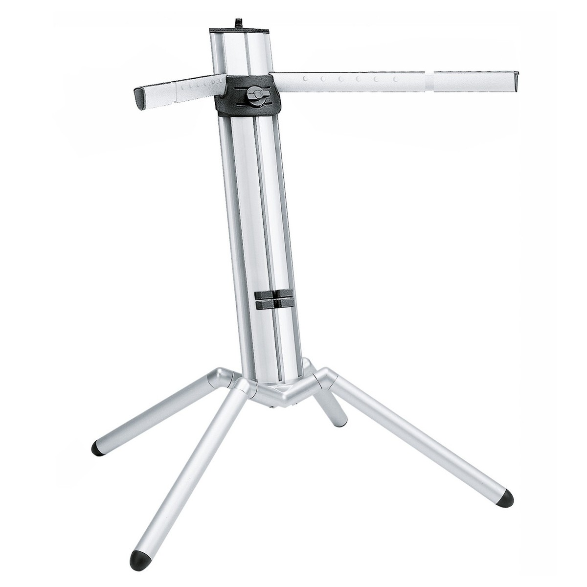 k m 18840 baby spider pro keyboard stand aluminium at gear4music. Black Bedroom Furniture Sets. Home Design Ideas