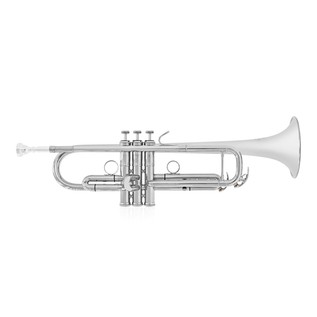 Besson BE111 New Standard Trumpet, Silver Plated