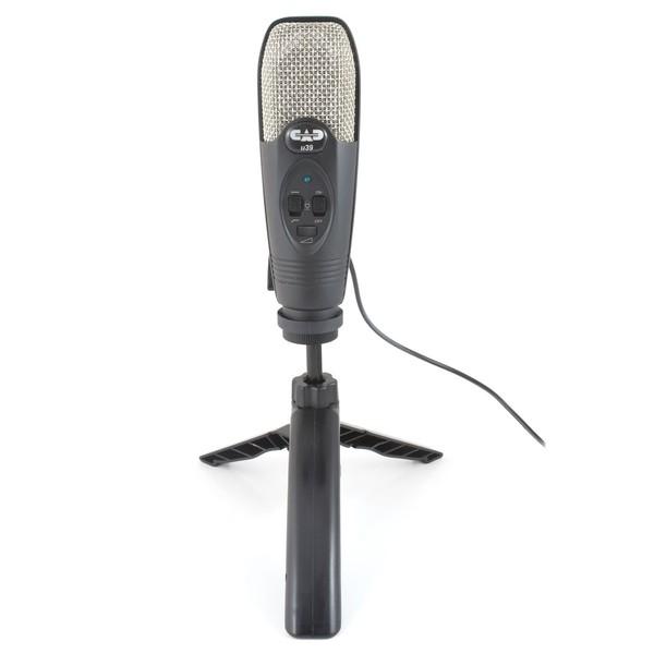 CAD U39 USB Microphone - Front