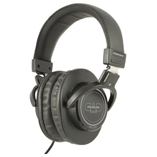 CAD MH210 Studio Headphones - Angled