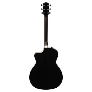 Taylor 214ce Deluxe Grand Auditorium Acoustic Guitar, Black