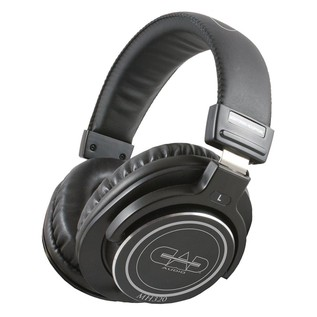 CAD MH320 Studio Headphones - Angled