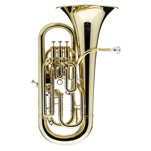 Besson Prestige BE2052 Euphonium, Clear Lacquer